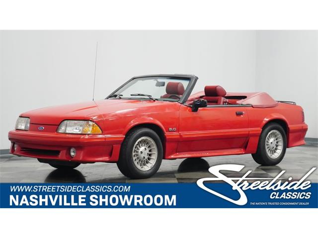 1989 Ford Mustang (CC-1479085) for sale in Lavergne, Tennessee