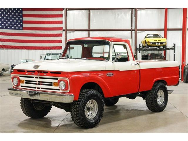 1966 Ford F100 (CC-1479089) for sale in Kentwood, Michigan