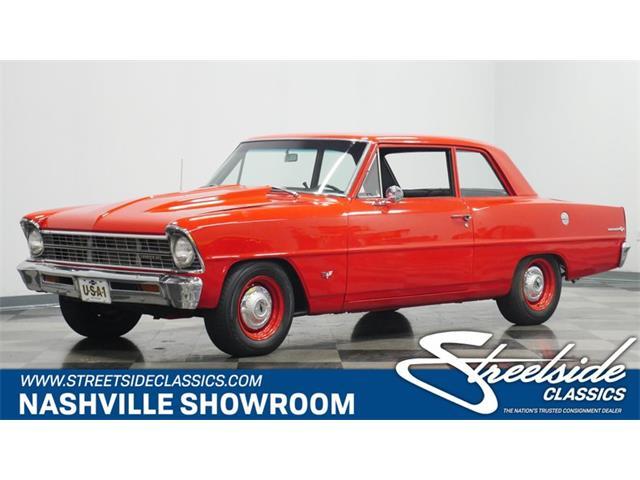 1967 Chevrolet Nova (CC-1479090) for sale in Lavergne, Tennessee