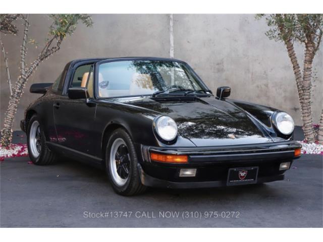 1987 Porsche Carrera (CC-1479091) for sale in Beverly Hills, California