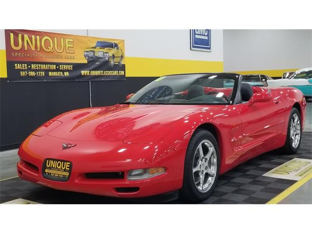 2000 Chevrolet Corvette (CC-1479102) for sale in Mankato, Minnesota