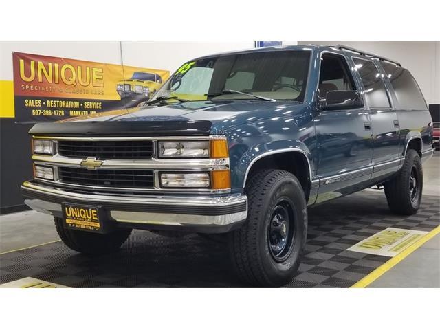 1995 Chevrolet Suburban (CC-1479108) for sale in Mankato, Minnesota