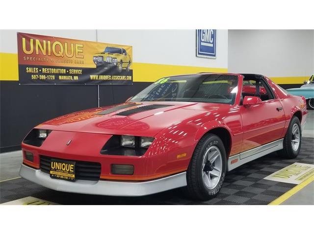 1986 Chevrolet Camaro (CC-1479109) for sale in Mankato, Minnesota
