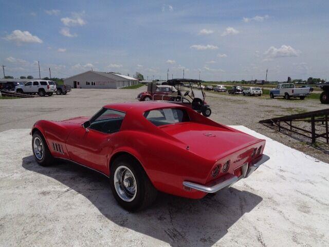 1969 Chevrolet Corvette (CC-1479110) for sale in Staunton, Illinois