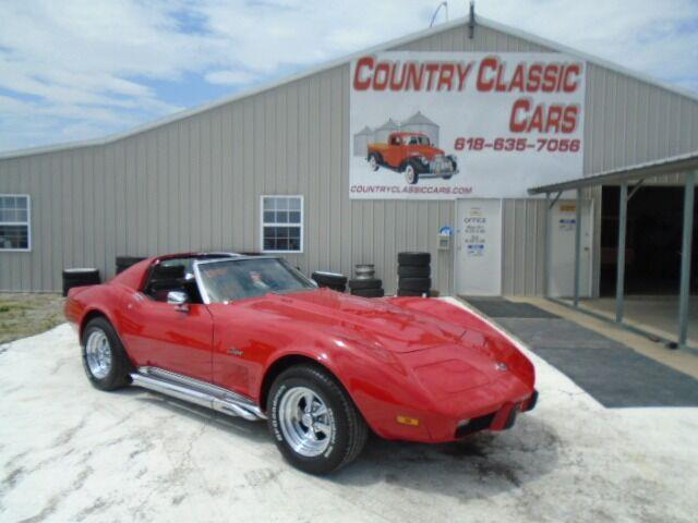 1975 Chevrolet Corvette (CC-1479111) for sale in Staunton, Illinois