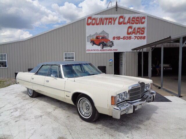1978 Chrysler Newport (CC-1479112) for sale in Staunton, Illinois