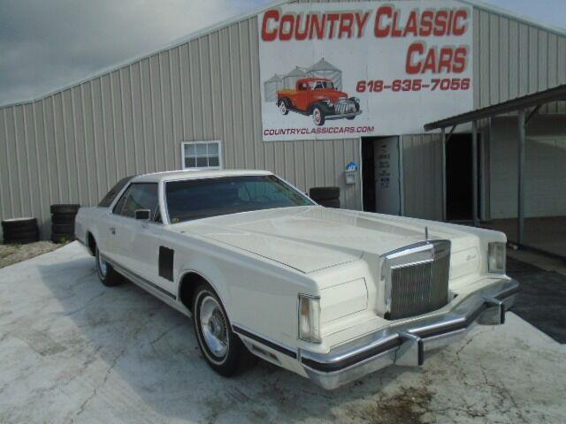 1979 Lincoln Mark V (CC-1479114) for sale in Staunton, Illinois