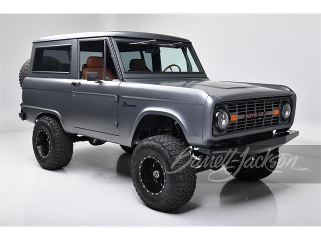 1972 Ford Bronco (CC-1479115) for sale in Las Vegas, Nevada