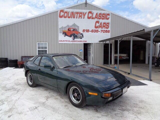1983 Porsche 944 (CC-1479117) for sale in Staunton, Illinois