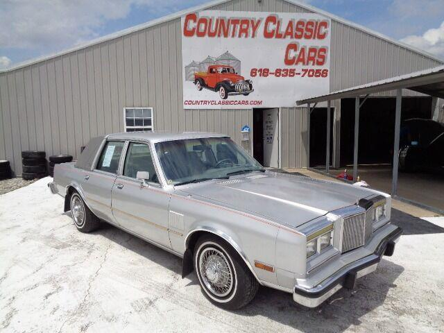 1985 Chrysler Fifth Avenue (CC-1479118) for sale in Staunton, Illinois