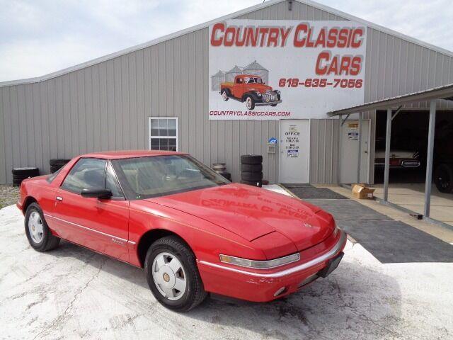1990 Buick Reatta (CC-1479123) for sale in Staunton, Illinois