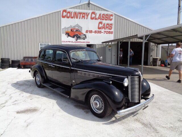 1938 Buick Century (CC-1479126) for sale in Staunton, Illinois