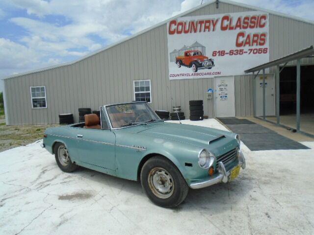 1970 Datsun 1600 (CC-1479128) for sale in Staunton, Illinois