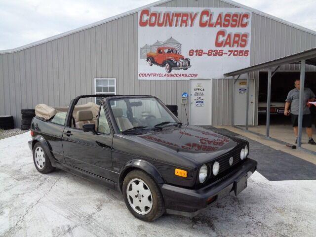 1993 Volkswagen Karmann Ghia (CC-1479129) for sale in Staunton, Illinois