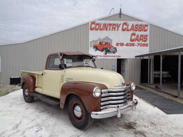 1950 Chevrolet 3600 (CC-1479132) for sale in Staunton, Illinois