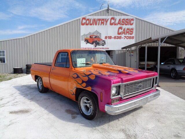 1974 Chevrolet C10 (CC-1479133) for sale in Staunton, Illinois