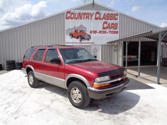 2000 Chevrolet S10 (CC-1479135) for sale in Staunton, Illinois