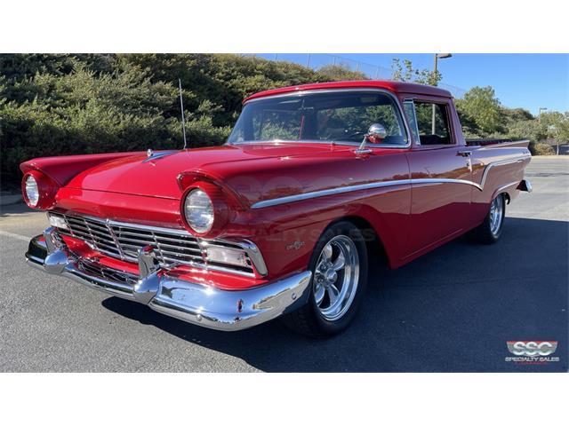 1957 Ford Ranchero (CC-1479151) for sale in Fairfield, California