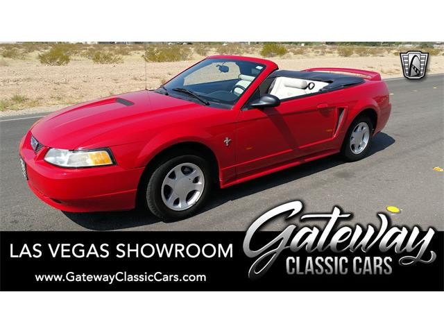 2000 Ford Mustang (CC-1479152) for sale in O'Fallon, Illinois