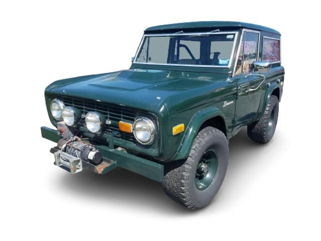 1976 Ford Bronco (CC-1470916) for sale in Lake Hiawatha, New Jersey