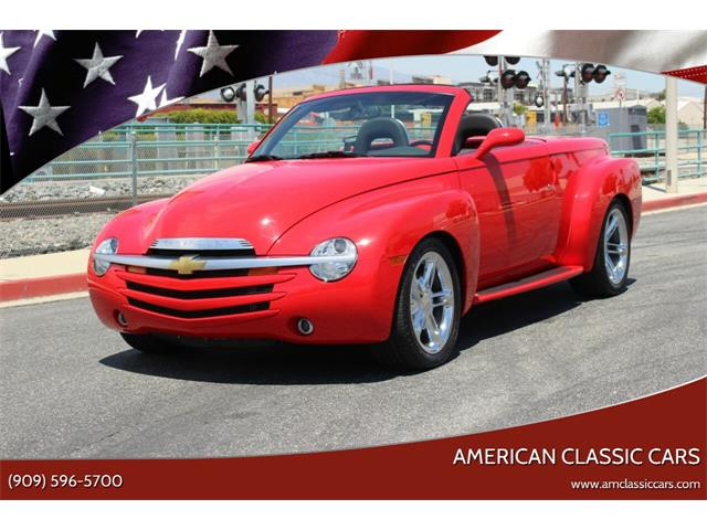 2004 Chevrolet SSR (CC-1479164) for sale in La Verne, California