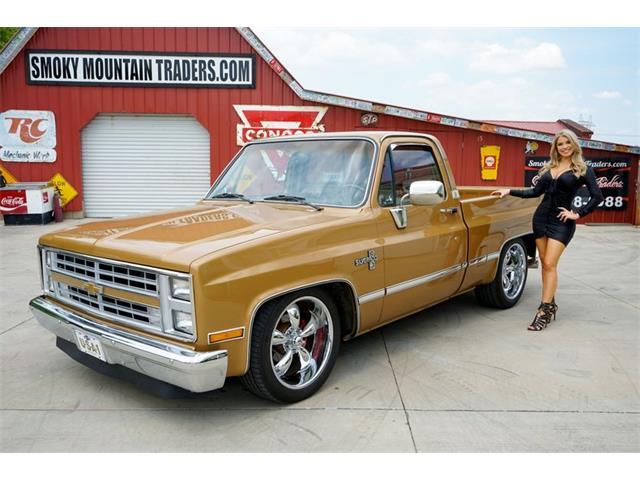 1985 Chevrolet Silverado (CC-1479165) for sale in Lenoir City, Tennessee