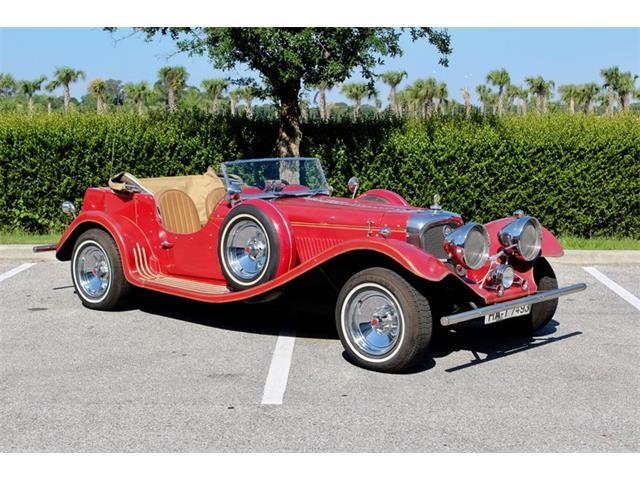 1986 Jaguar SS (CC-1479169) for sale in Sarasota, Florida