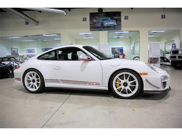 2011 Porsche 911 (CC-1479174) for sale in Chatsworth, California