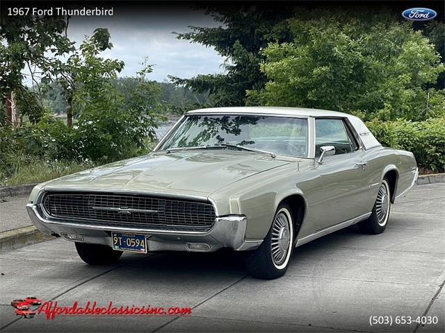 1967 Ford Thunderbird (CC-1479179) for sale in Gladstone, Oregon