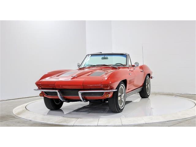 1963 Chevrolet Corvette (CC-1479182) for sale in Springfield, Ohio