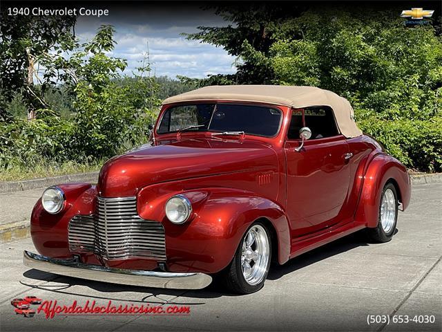 1940 Chevrolet Coupe (CC-1479185) for sale in Gladstone, Oregon