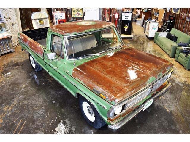1972 Ford F250 (CC-1479187) for sale in Redmond, Oregon