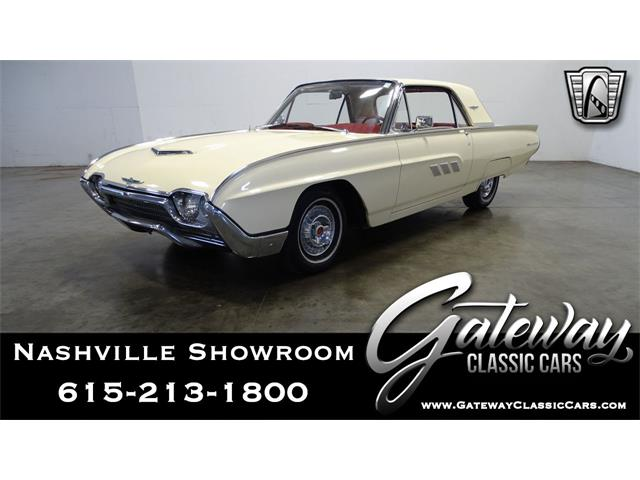 1963 Ford Thunderbird (CC-1479189) for sale in O'Fallon, Illinois