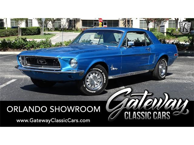 1968 Ford Mustang (CC-1479197) for sale in O'Fallon, Illinois