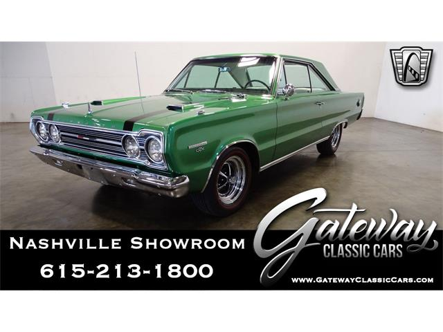 1967 Plymouth GTX (CC-1470920) for sale in O'Fallon, Illinois