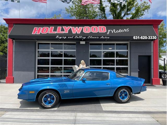 1978 Chevrolet Camaro (CC-1479201) for sale in West Babylon, New York