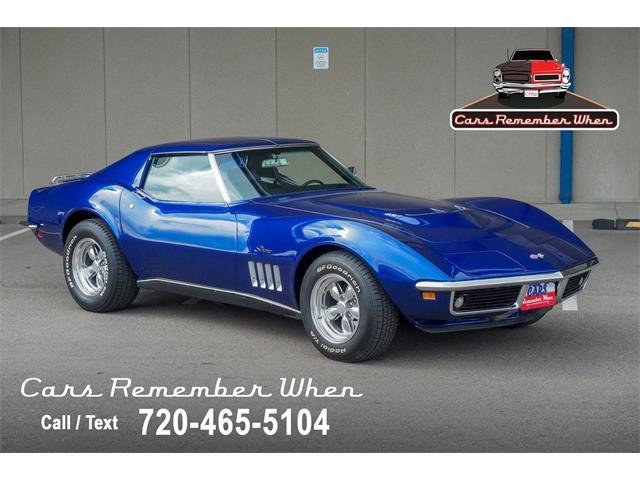 1969 Chevrolet Corvette (CC-1479206) for sale in Englewood, Colorado