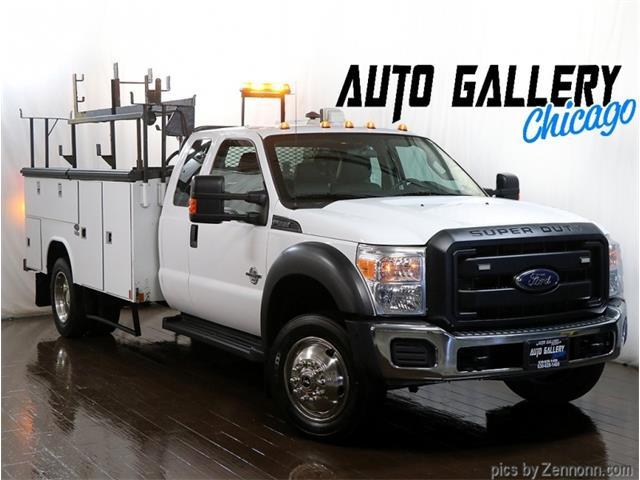 2016 Ford F550 (CC-1479207) for sale in Addison, Illinois