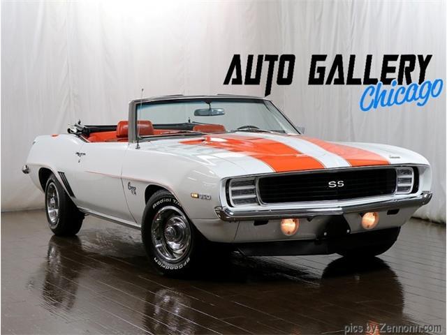 1969 Chevrolet Camaro (CC-1479208) for sale in Addison, Illinois
