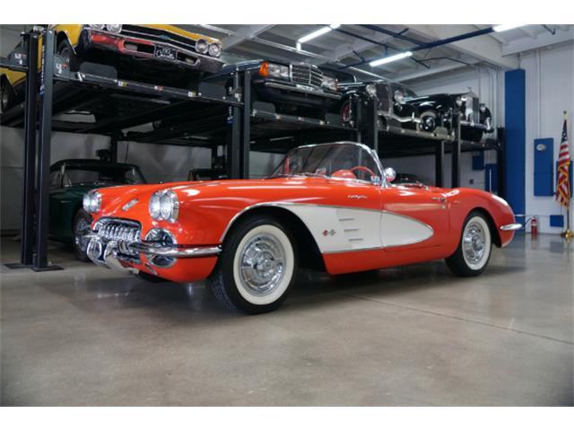 1958 Chevrolet Corvette (CC-1470921) for sale in Torrance, California
