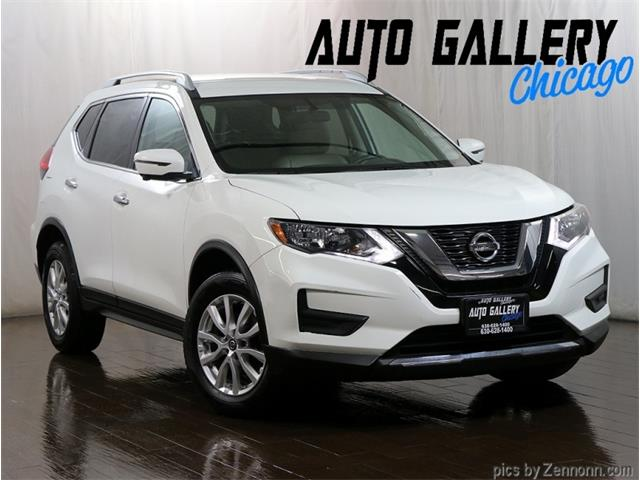 2017 Nissan Rogue (CC-1479210) for sale in Addison, Illinois