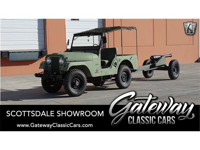 1964 Jeep CJ5 (CC-1479214) for sale in O'Fallon, Illinois