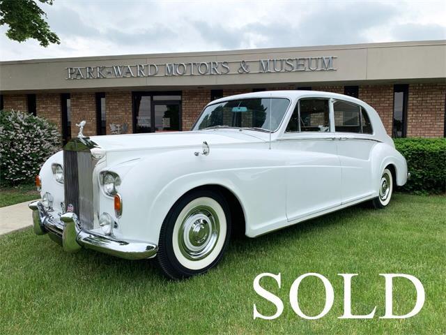 1962 Rolls-Royce Phantom (CC-1479221) for sale in Carey, Illinois