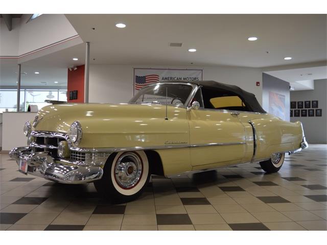 1951 Cadillac Series 62 (CC-1479225) for sale in San Jose, California