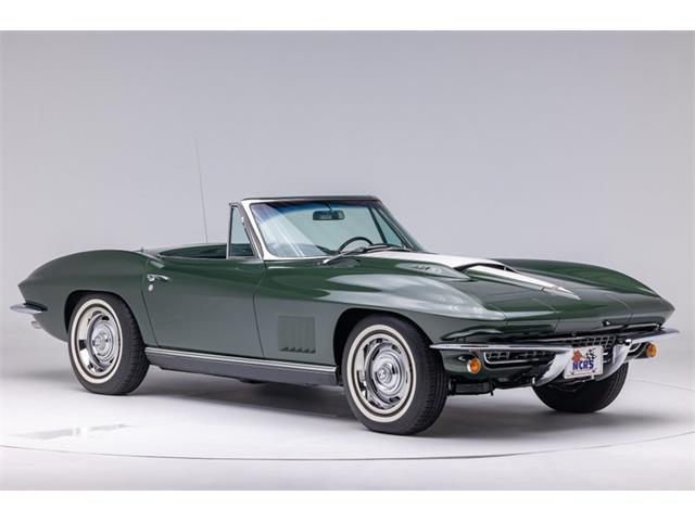 1967 Chevrolet Corvette (CC-1479231) for sale in Clifton Park, New York