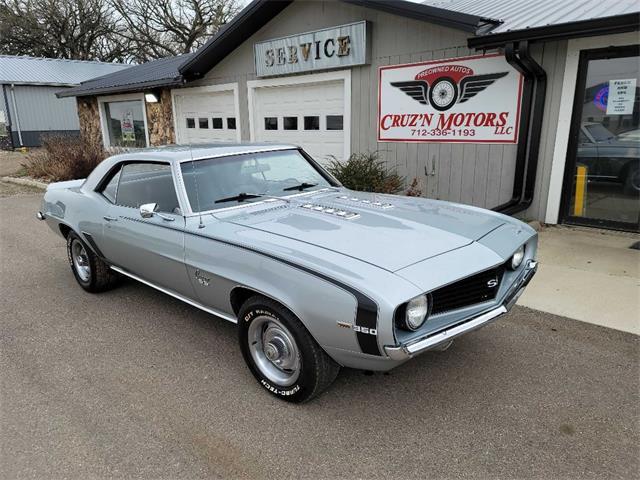 1969 Chevrolet Camaro (CC-1479249) for sale in Spirit Lake, Iowa