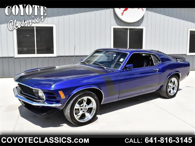 1970 Ford Mustang (CC-1479259) for sale in Greene, Iowa