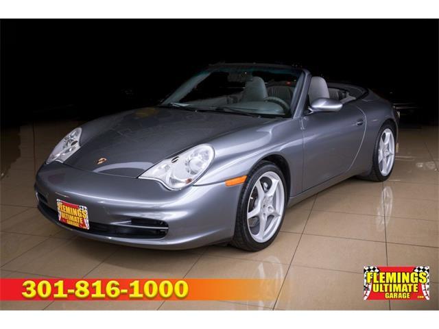 2003 Porsche 911 (CC-1479265) for sale in Rockville, Maryland