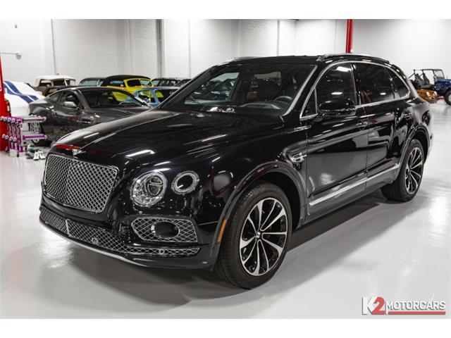 2017 Bentley Bentayga (CC-1479266) for sale in Jupiter, Florida