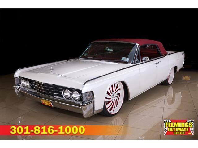 1965 Lincoln Continental (CC-1479267) for sale in Rockville, Maryland
